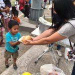 Hacen balona en Iztapalapa